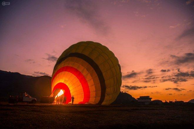 Pokhara Hot Air balloon - Collection