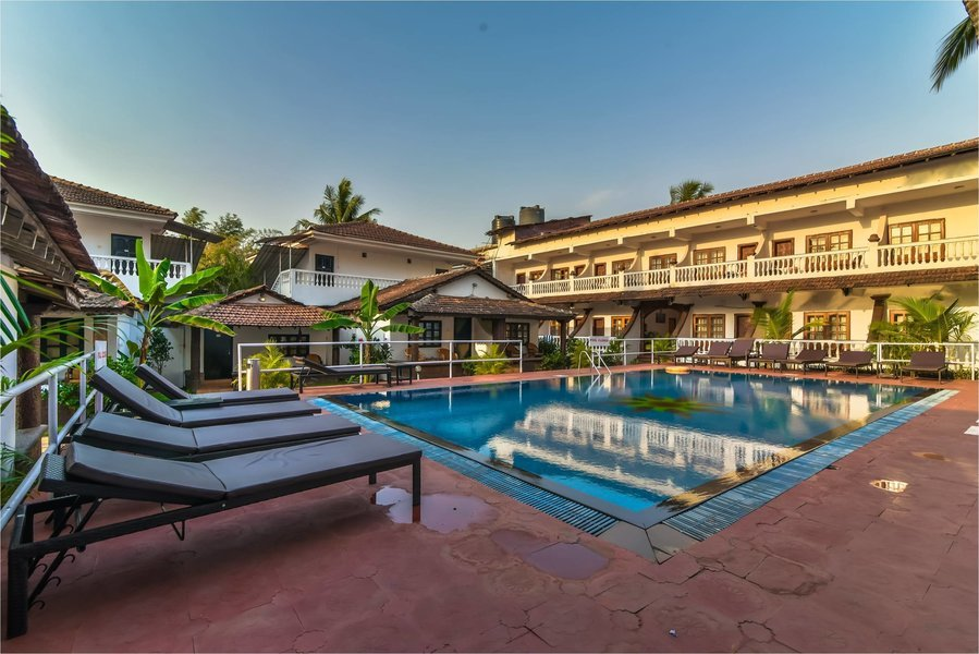 Silver Sand Holiday Village, beach resort in North Goa ★★ ( PER COUPLE) - Tour