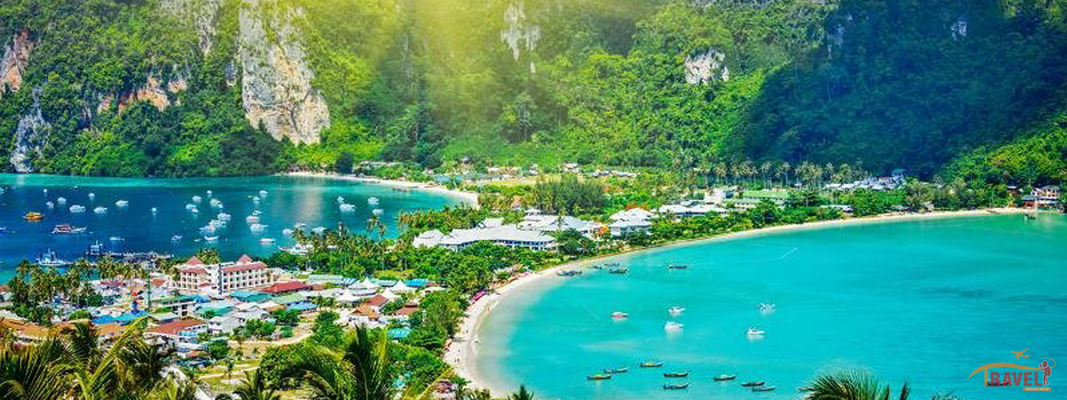 Phi Phi Island Tour with lunch by Speed boat (Full Day) - Tour