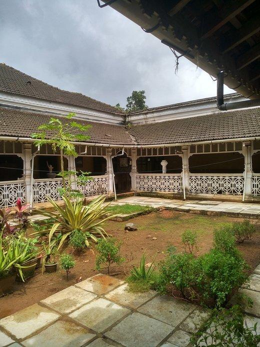 Houses Of Goa Trail - Antruz Mahal - Tour