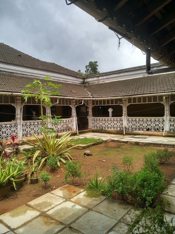 Houses Of Goa Trail - Antruz Mahal - Tour