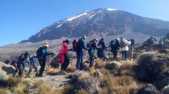 Mount Kilimanjaro 2020 - Climbing to Africa's Rooftop! - Tour