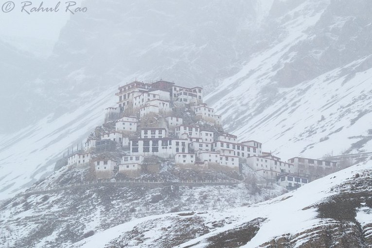 Spiti Backpacking in Winters - Tour
