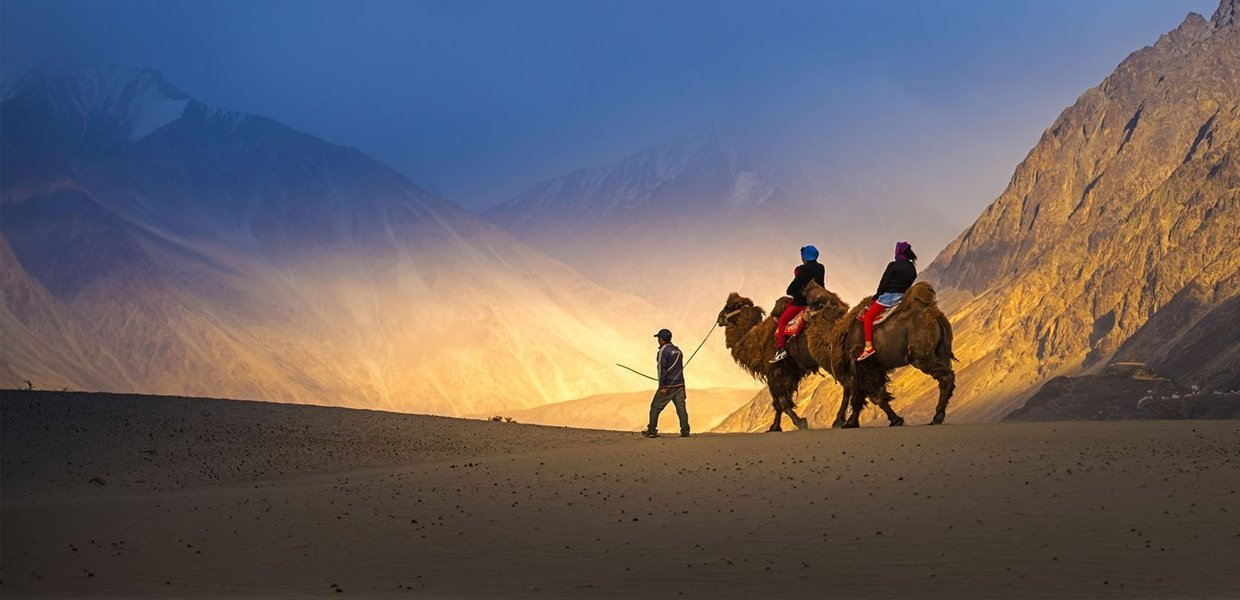 Leh ladakh Special batch - Tour