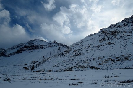 Ladakh Backpacking In Winters (Ex - Leh)