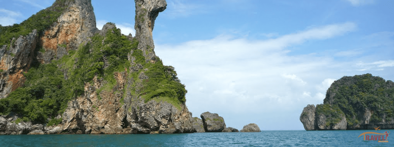 Krabi 4 Islands by Speed Boat with Lunch - Tour