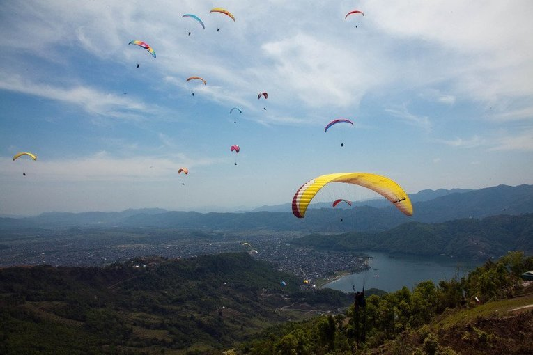 Bungee + Paragliding Combo - Tour