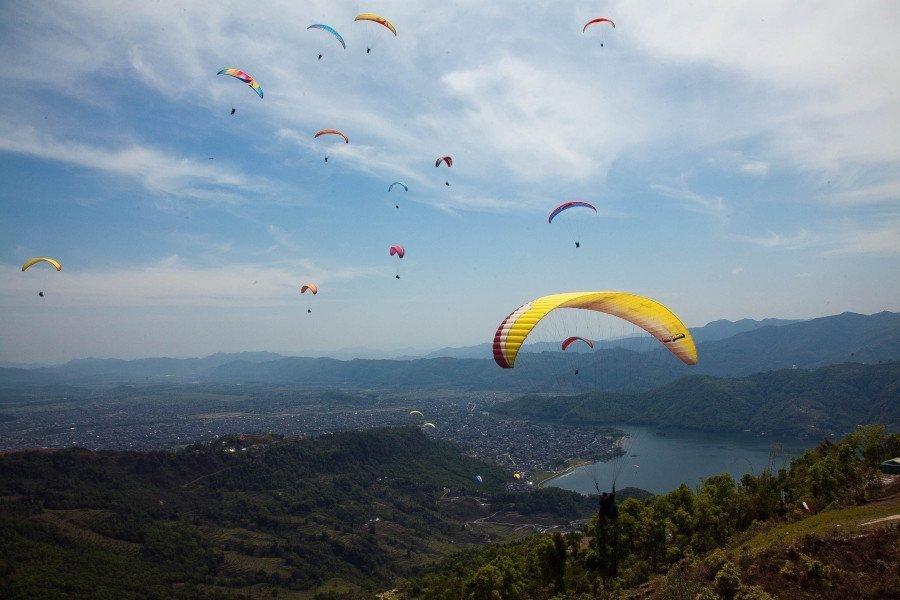 Bungee + Paragliding Combo - Tour