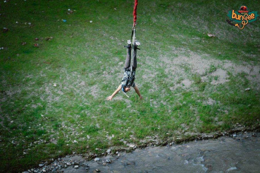 Mega Combo (Paragliding + Bungee + ZipFlyer) - Tour