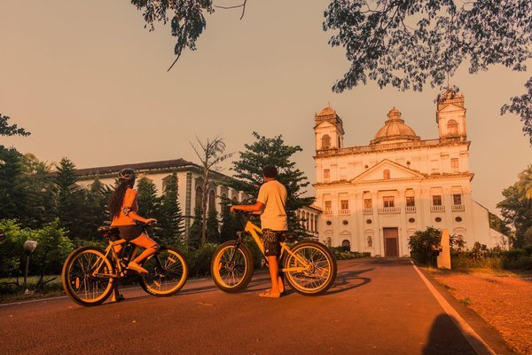 Lost City Of Old Goa - Tour