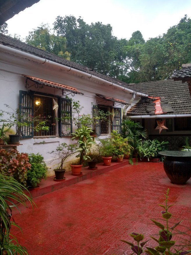 Houses Of Goa Trail - Aldona - Tour
