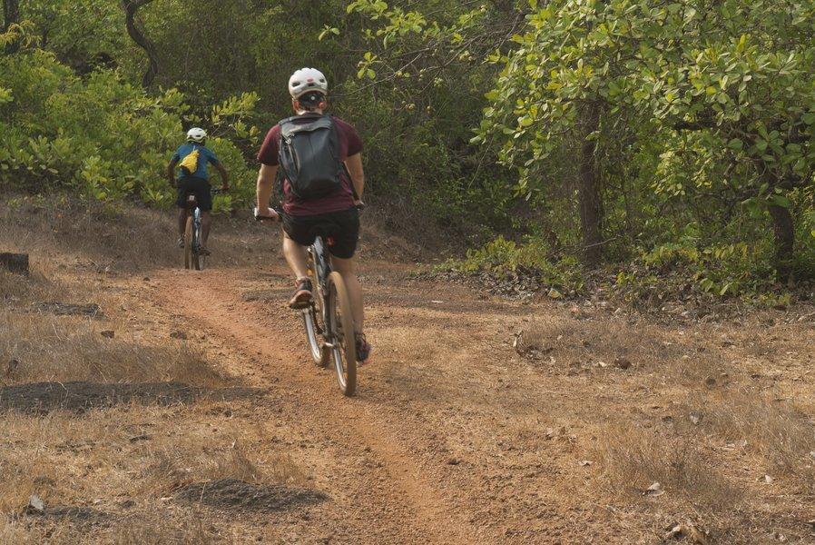 Backyard Cycling Trail - Tour