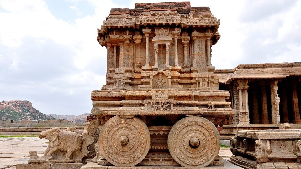 Trip to Hampi - Tour