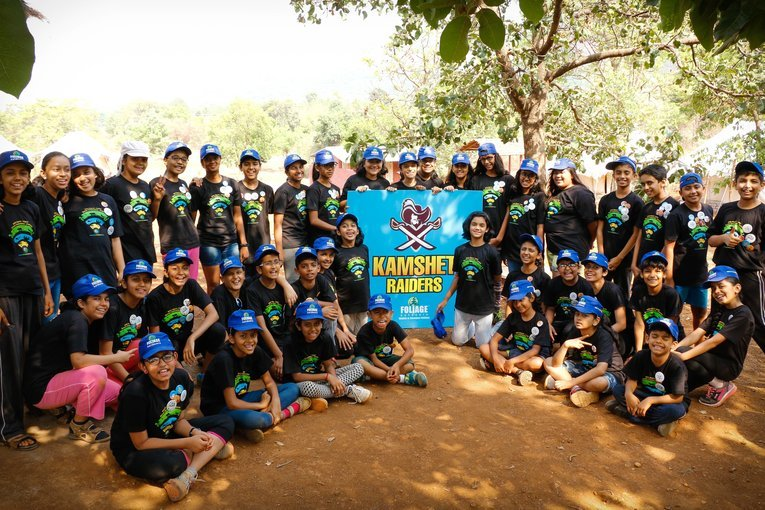Kamshet Adventure Camp - Tour