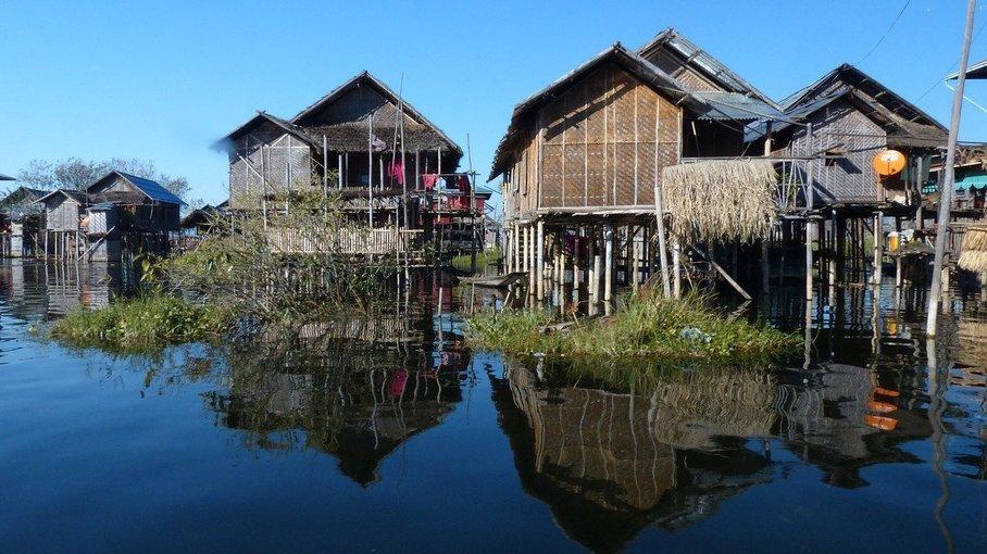 Enchanting Myanmar Group Tour - Tour