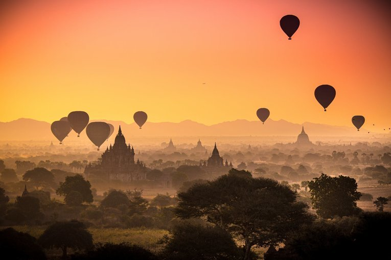 Myanmar By Land Group Tour - Tour
