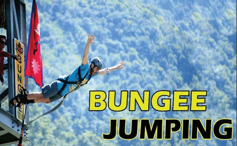 Bungee Jumping - Tour