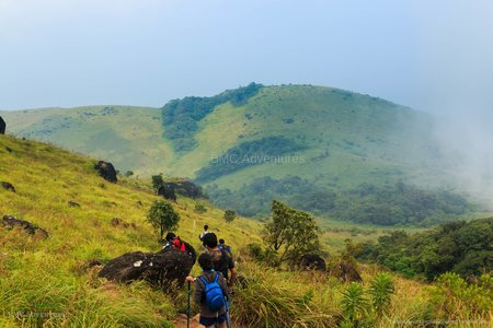 Tadiandamol Trek, Coorg