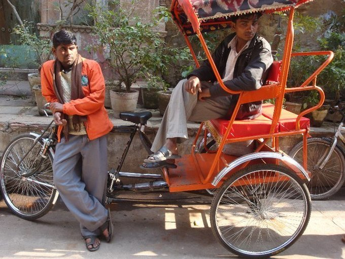Old Delhi by Cycle Rickshaw - Tour