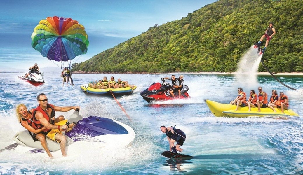 Watersports In Goa - Tour