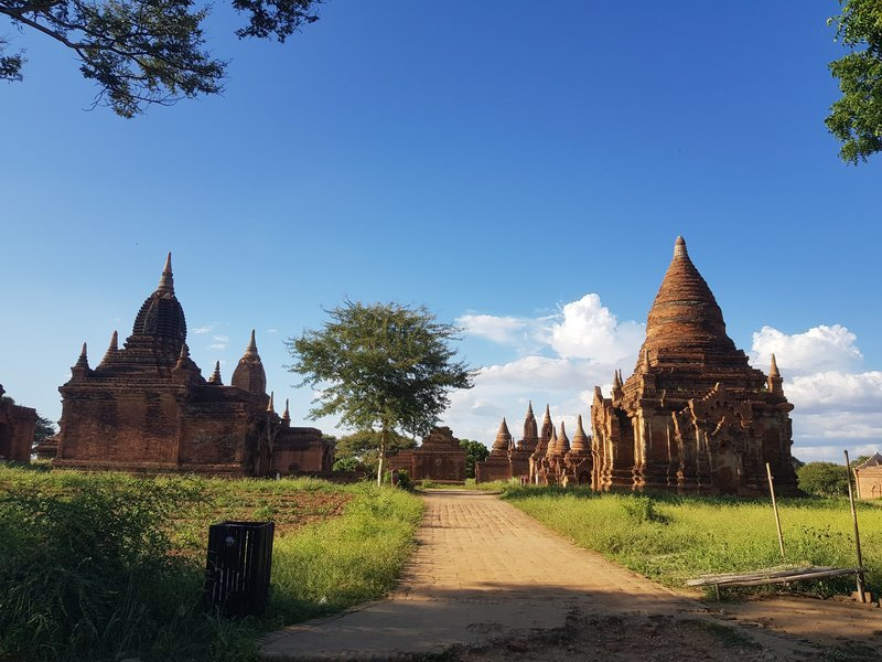 Authentic Bagan - Tour