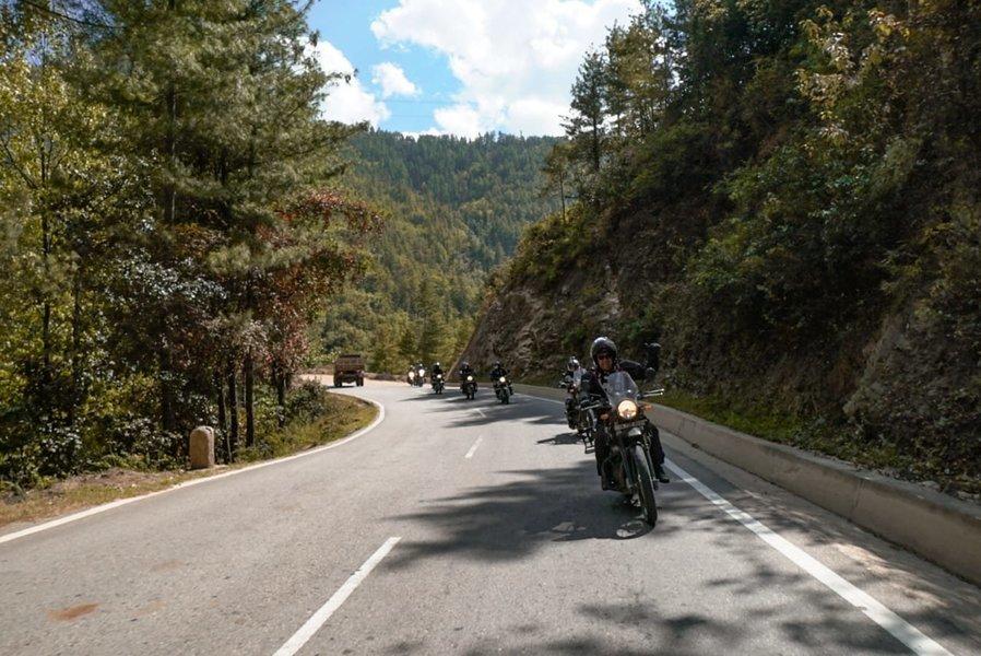 Bhutan Bike Trip : 6 Nights 7 Days - Tour