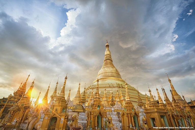 The Sense of Yangon - Tour
