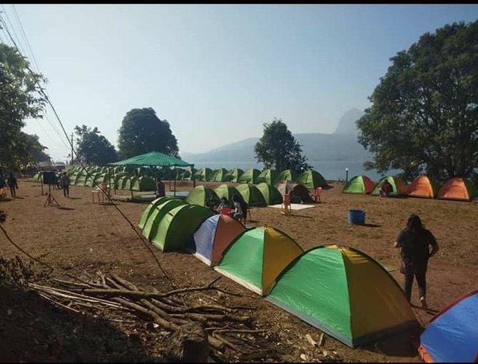 Tikona camping - Tour
