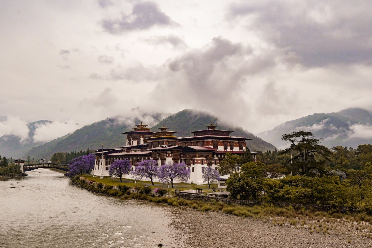 Bhutan Bike Trip - Collection