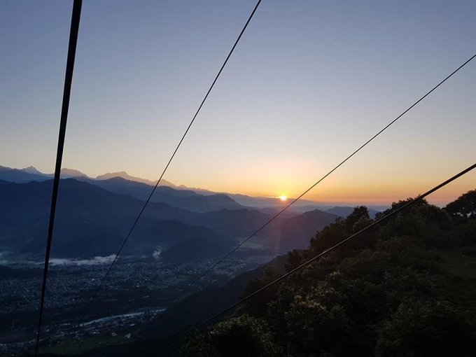 ZipFlyer Sunrise Experience with Champagne breakfast - Tour