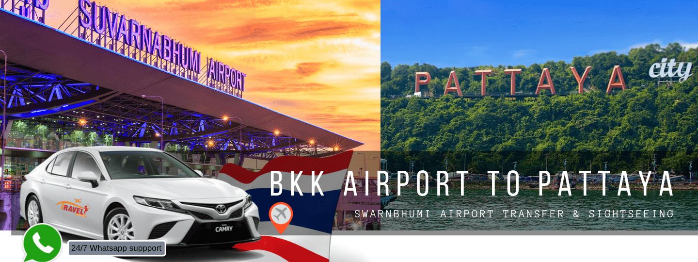 Suvarnabhumi Airport To Pattaya Hotel Transfer - Tour