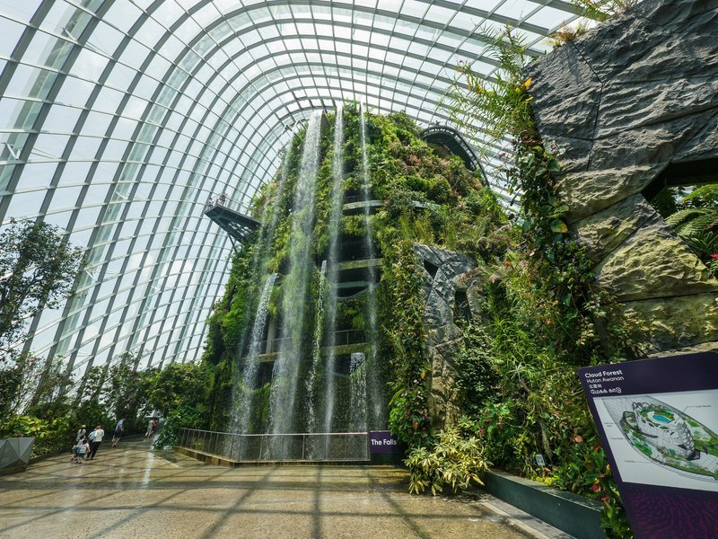 Gardens by the Bay Ticket in Singapore (Direct Entry - Tour