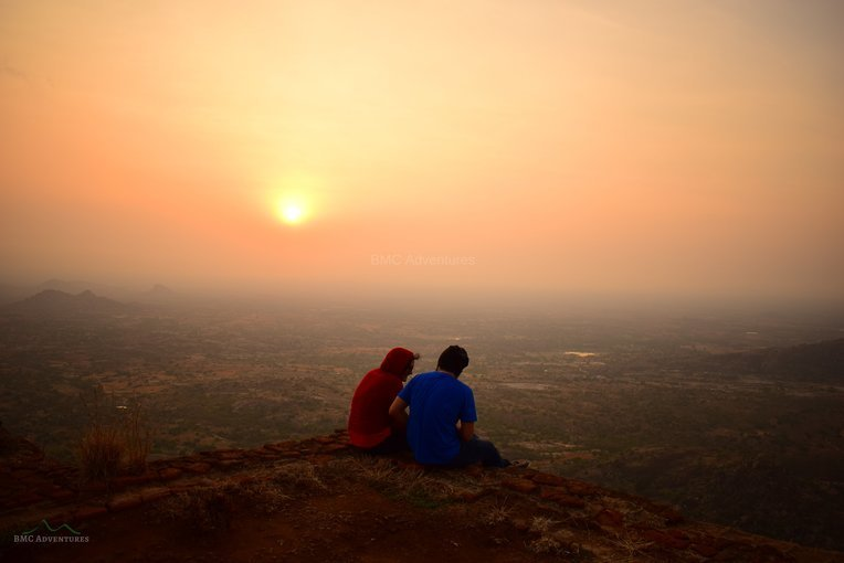 Sunrise trek to Chennarayana durga - Tour