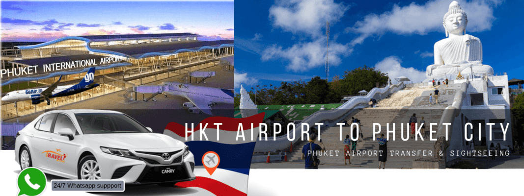 Private Phuket Airport (HKT) Transfers for Phuket Hotel and More - Tour