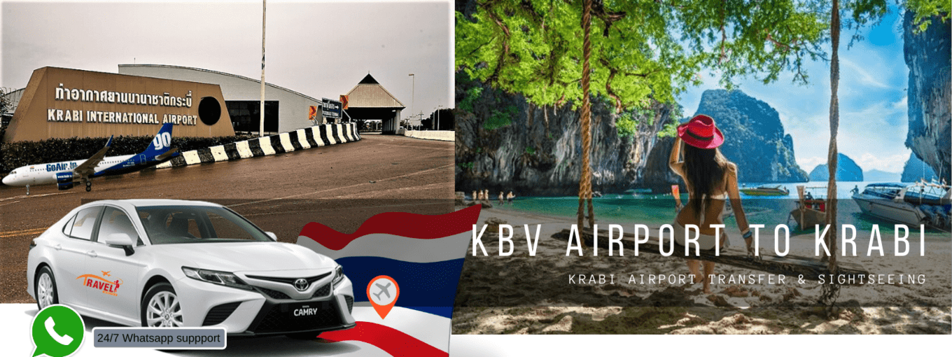 Private Krabi Airport Transfers - Tour
