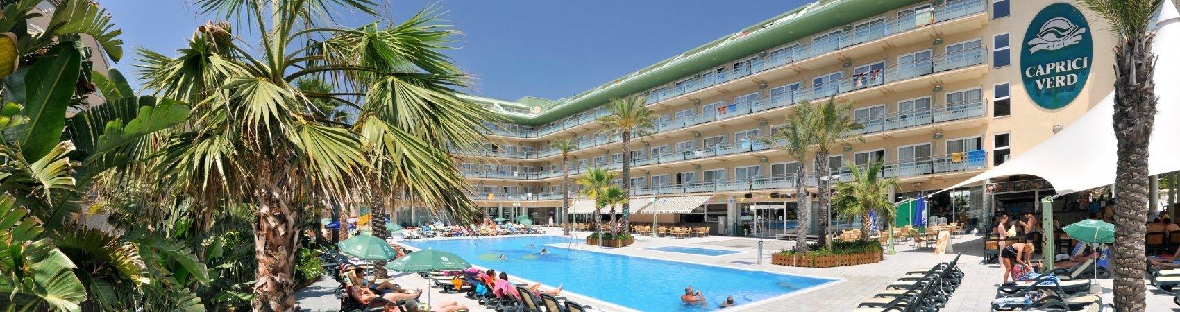 Hotel Caprici Verd **** - Tour