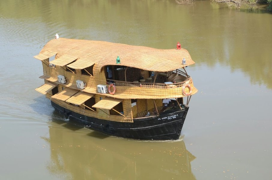 Houseboat Stay in Goa - Tour