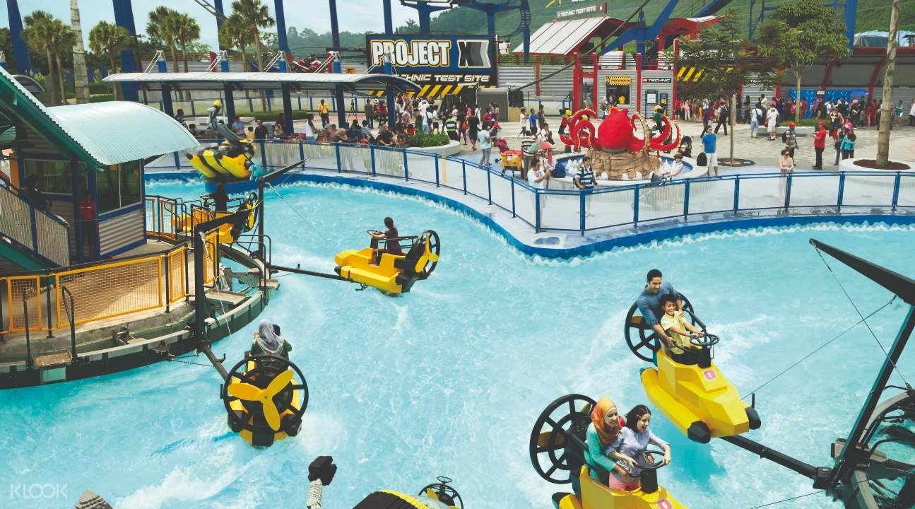 Legoland in Johor Bahru Admission Ticket   Travel Needs Help