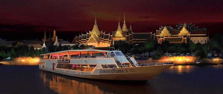 Chao Phraya Princess Dinner Cruise, Bangkok