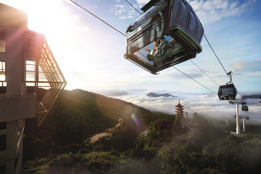 Awana SkyWay Gondola Cable Car in Genting Highlands (QR Code Direct Entry) - Tour