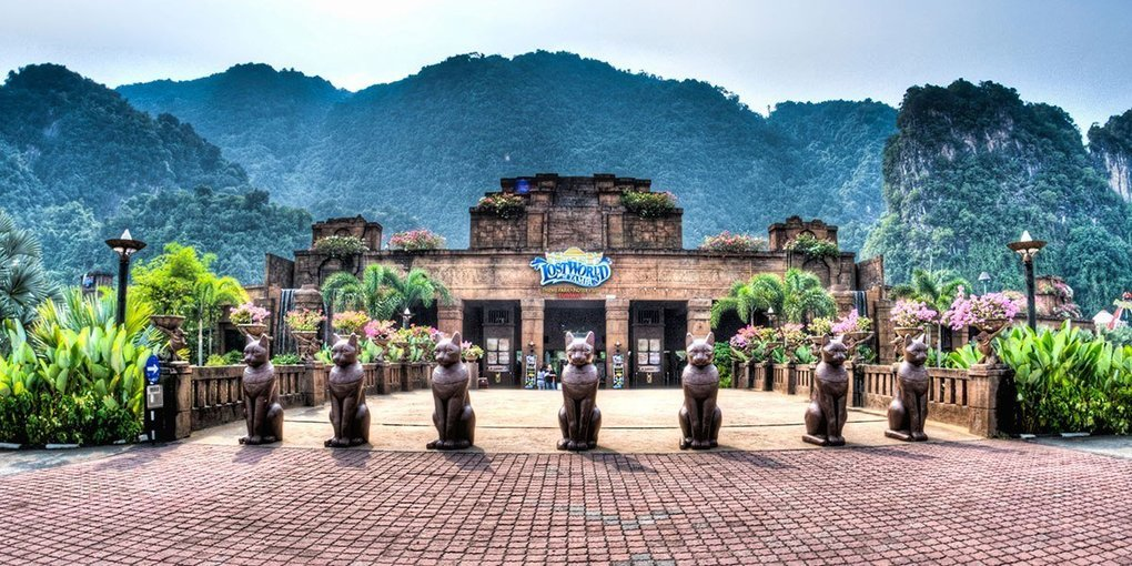 Lost World of Tambun Ticket in Ipoh City - Tour