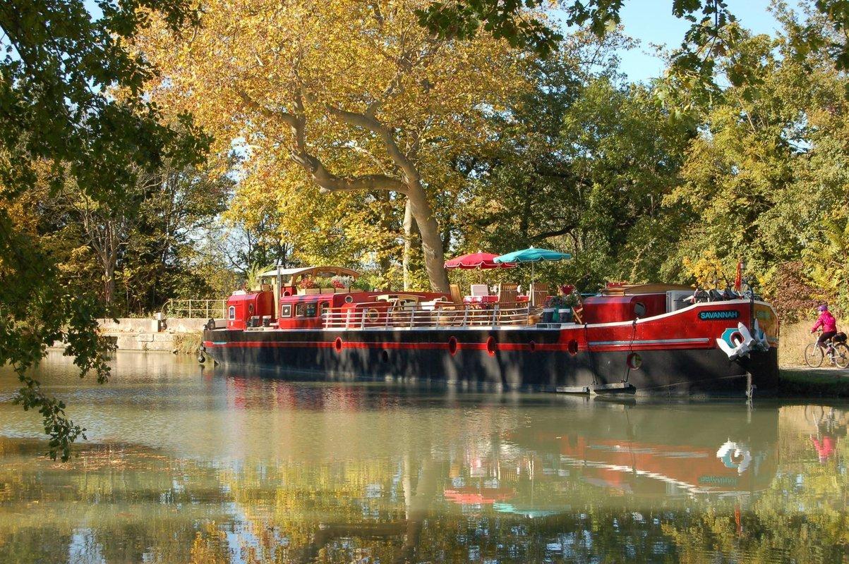 Savannah Barge - Tour
