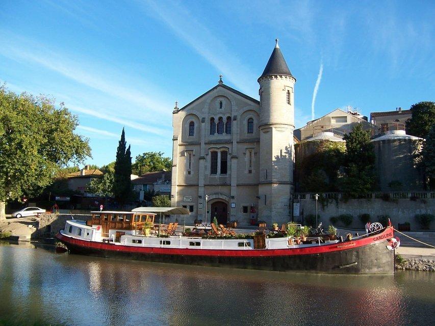 Caroline Barge - Tour