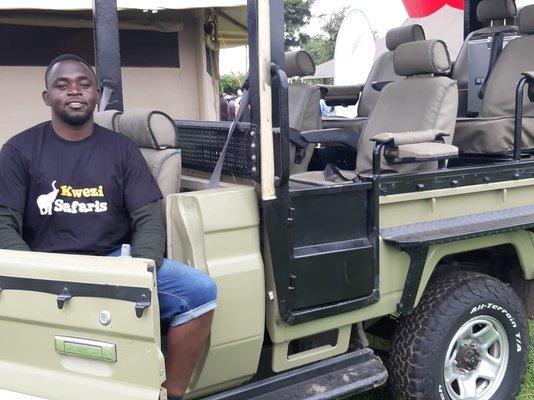 Land Cruiser (Tanzania) - Tour