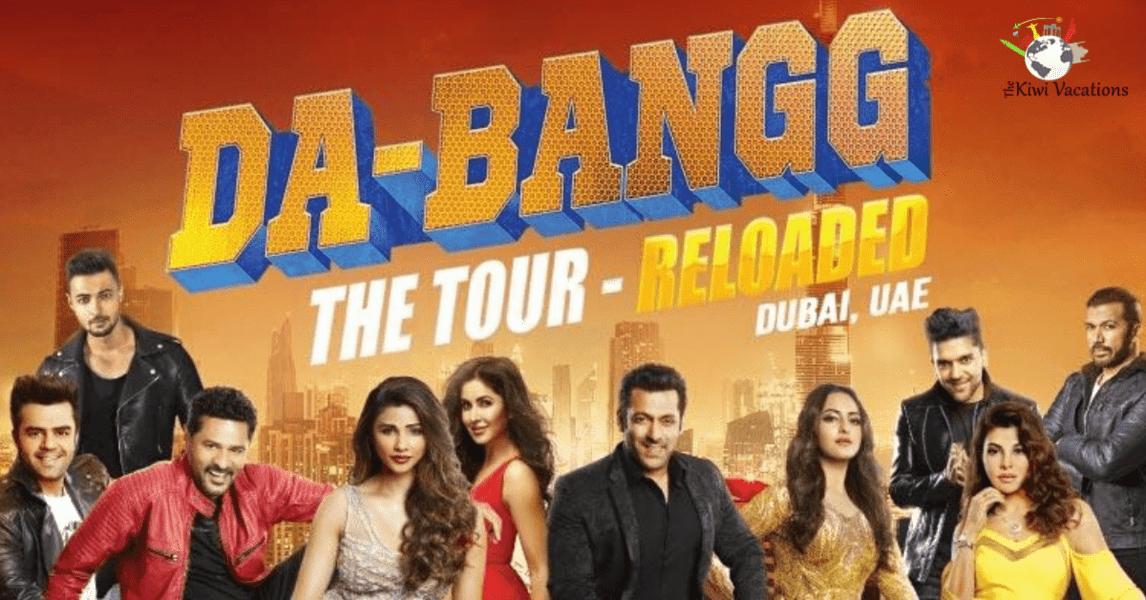 DA-BANGG the Tour Reloaded  - Dubai 2019 - Tour