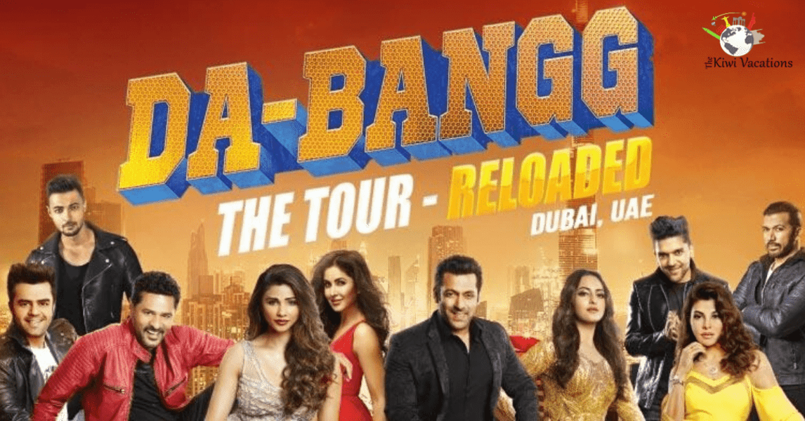 DA-BANGG the Tour Reloaded  - Dubai 2019 - Tour