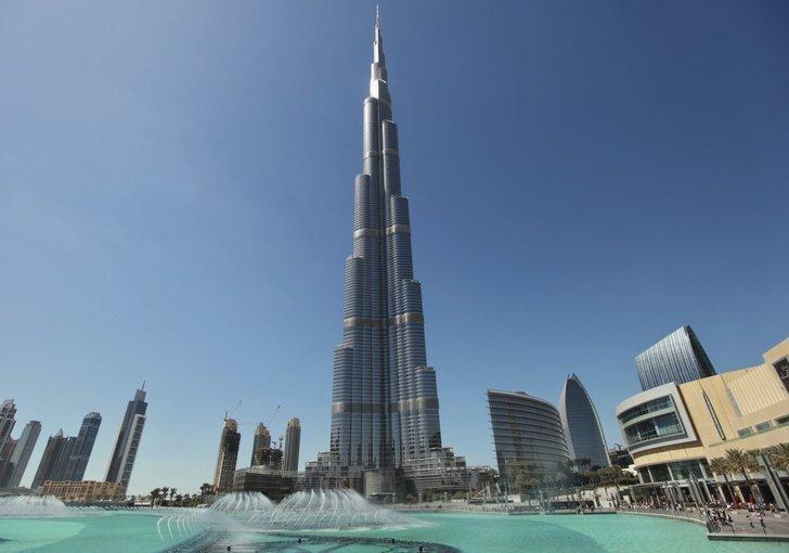 Burj Khalifa Observation Deck - Tour