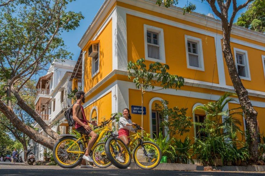 Picturesque Pondicherry - Tour