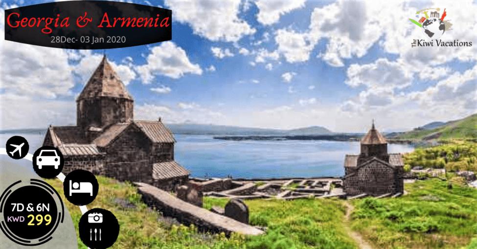 Georgia & Armenia - New year Bash 2020 - 7D&6N - Tour