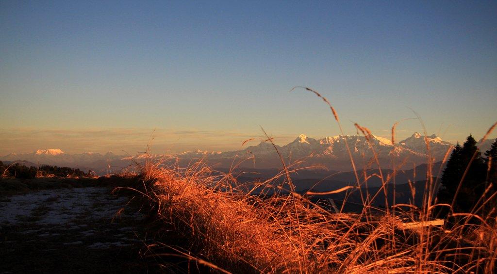 Mountain Camp Mukteshwar - Tour